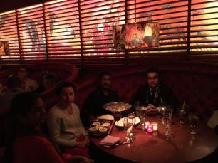 Get together dinner INFORMS 2015